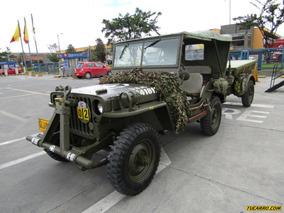 Jeep Jeep Militar