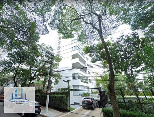 Imagem 1 de 30 de Apartamento Com 4 Dormitórios À Venda, 230 M² Por R$ 1.600.000,00 - Moema - São Paulo/sp - Ap3676