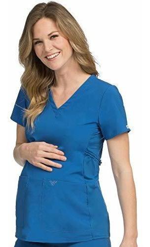 Med Couture - Camiseta De Maternidad Con Cuello En V Para Mu