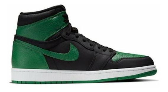 Tênis Nike Air Jordan 1 Retro High Pine Green