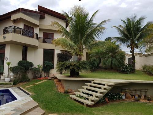 Casa À Venda, 600 M² Por R$ 4.500.000,00 - Vila Frezzarin - Americana/sp - Ca0532
