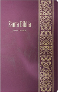 Biblia Grande Letra Grande Al Bordo Reina Valera 1960