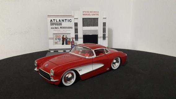 Jada 1957 Chevy Corvette 1/24