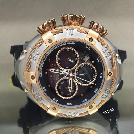 Relógio Invicta Bolt Reserve 21349 Original Suiço