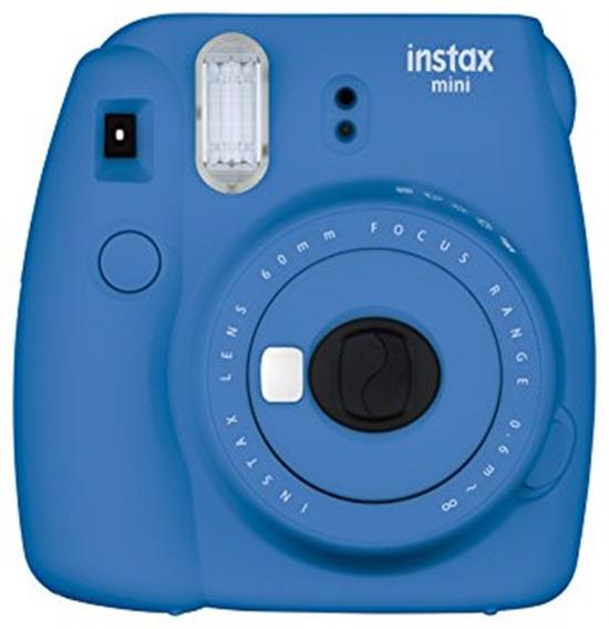 Camera Instantanea Fujifilm Instax Mini 9 - Cor Cobalto