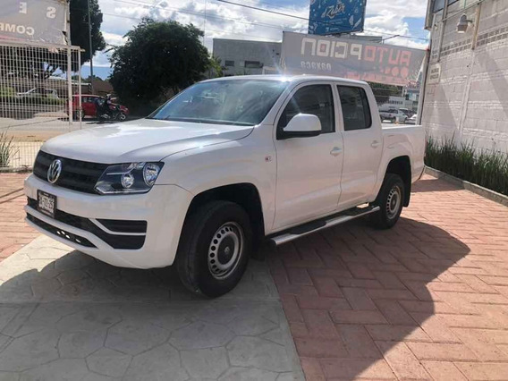 Volkswagen Amarok 2.0 Entry Mt 2018