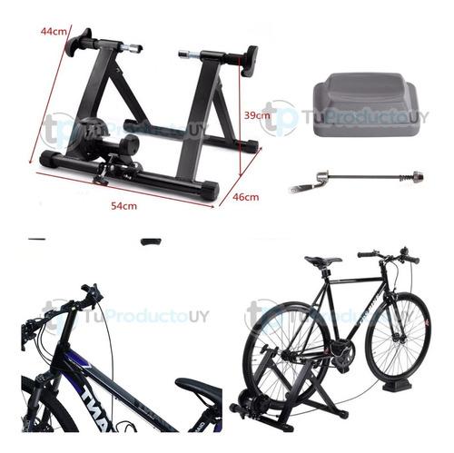 Rodillo Ciclismo Bicicleta Entrenamiento 27 A 29 Tuproduco