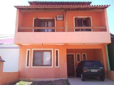 Casa Em Hípica Com 3 Dormitórios - Mi6487