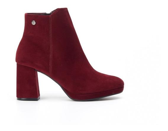 Bota Mujer Gamuza 3076-100-14220 Vizzano - Enzo Shoes