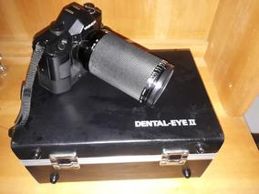Câmera Fotográfica Yashica Dental Eye 2 + Objetiva + Flash