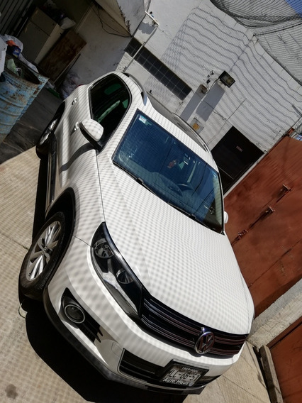 Volkswagen Tiguan 2.0 Track&fun Tipt Climatronic Qc At 2012
