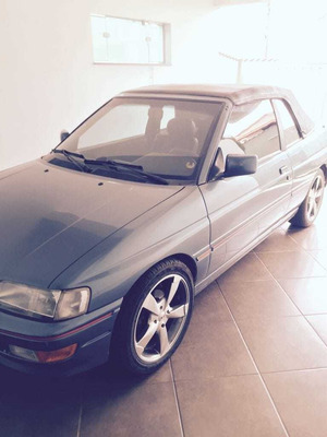Ford Escort Xr3 Conversivel