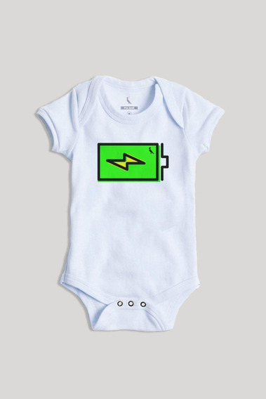 Body Reserva Mini Bebê Pilha Reserva Mini