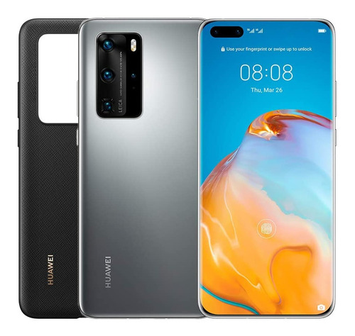 Imagen 1 de 1 de Huawei P40 Pro 5g + 256gb + 8ram + 12meses Garan -promo 2021