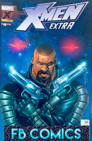 Hq X-men Extra #40 Marvel Panini - Abril 2005