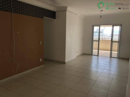 Excelente 3 Dormitórios 2 Suítes No Bairro Mais Querido A Ponta Da Praia - 2520