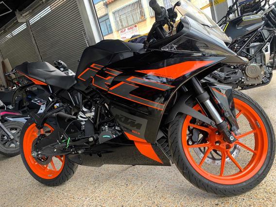 Ktm Rc 200 Black