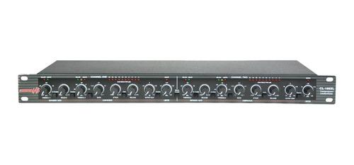 Imagen 1 de 4 de Audiolab Cl-166xl Compresor Limitador Digital Profesional 6p