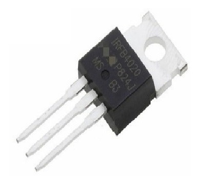 Irfb4020 Mosfet Canal N 200v 18a Pelv