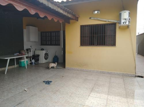 Casa C/ Escritura No Jd. América Em Itanhaém,confira!7489 Ja