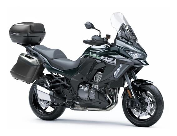 Kawasaki Versys 1000 Tourer - 2020 - Lançamento - Juliana