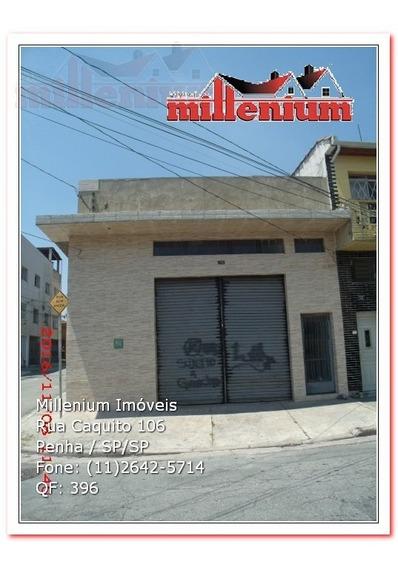 Comercial Para Venda, 0 Dormitórios, Penha De França - São Paulo - 656