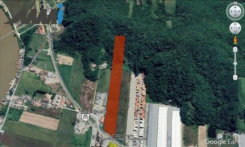 Terreno Br 470 Km 8 - Navegantes - Sc - 1508