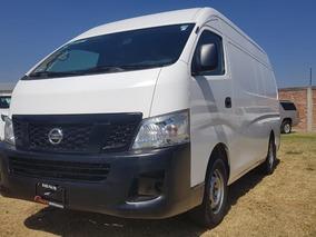 Nissan Urvan 2.5 Panel Amplia Aa Mt Facilidades