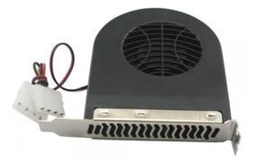 Fan / Cooler / Ventoinha / Ventilador Para Slot Tras. Vcom