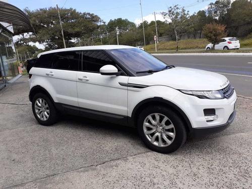 Imagem 1 de 9 de Land Rover Evoque 2014 2.0 Si4 Pure 5p