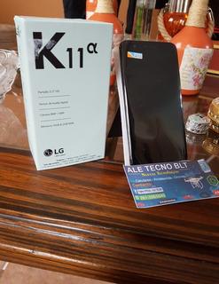 Lg K11 Alpha Black