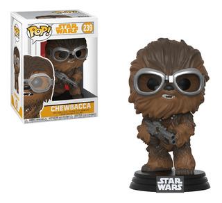 Funko Pop Star Wars Chewbacca 239 Original Nuevo
