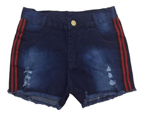 10 Short Jeans Feminino Bermuda Atacado Roupas Femininas