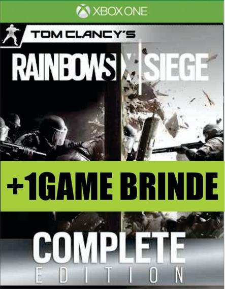 Raibow Six Siege Complete Edition Xbox One Digital Online