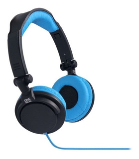 Auricular Vincha One For All Sv5610 Dj Azul