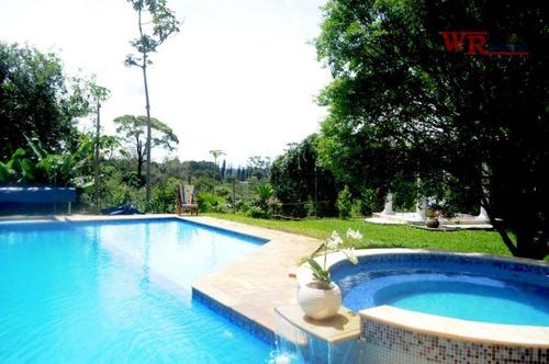 Imagem 1 de 9 de Chácara À Venda, 6000 M² Por R$ 1.600.000,00 - Jardim Tupã - São Bernardo Do Campo/sp - Ch0041