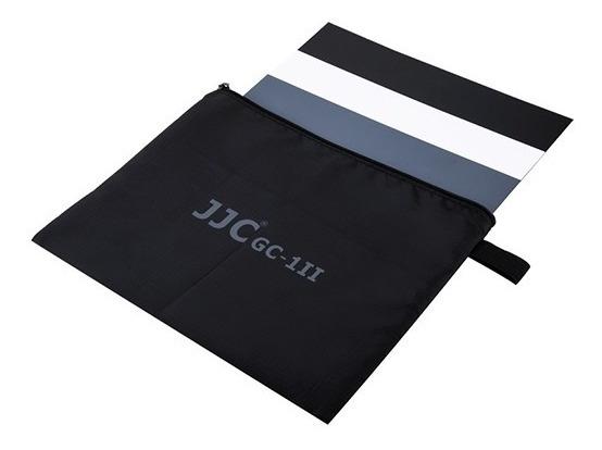 Cartão Cinza 18% E Balanço De Branco 3-1 - Jjc Gc-1ii Novo