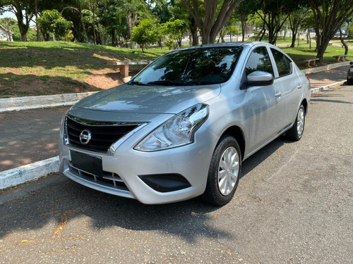 Nissan/ Versa S 1.0 12v!! Novo!