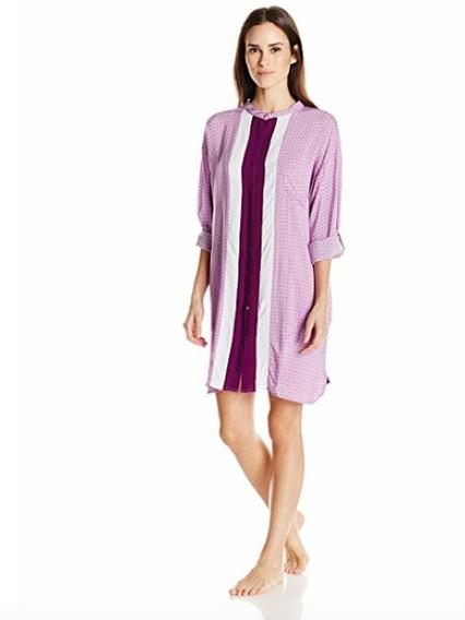 Pijama Camison Dkny Para Mujer