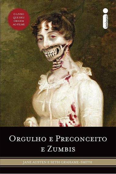 Livro Orgulho E Preconceito E Zumbis