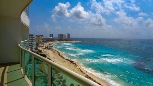 Departamento En Venta En Zona Hotelera De Cancun En Caribe Mexicano