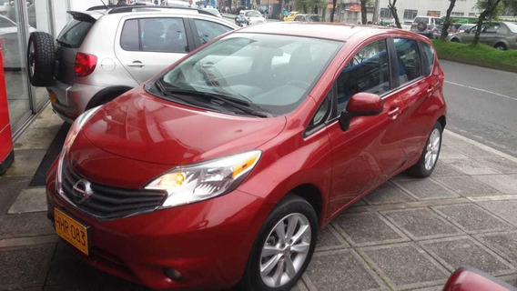 Nissan Note 2014