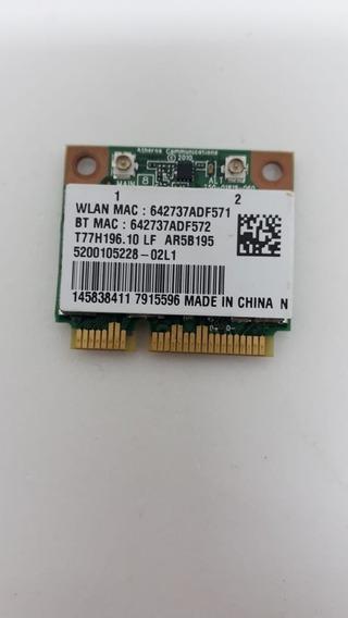 Mini Pci Wireless Bluetooth Sony Vaio Pcg-61a11x
