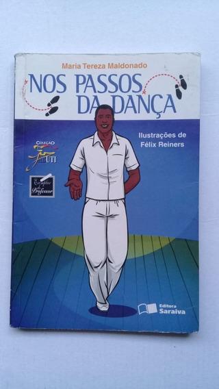 Livro: Nos Passos Da Dança - Coleção Jabuti - Saraiva