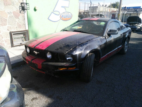 Mustang 2008 V6 Solo X Partes