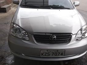 Toyota Corolla 1.8 16v S Aut. 4p 2007