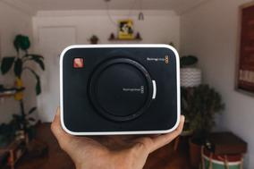 Blackmagic Cinema Camera 2.5k Ef + 2 Ssd + Bateria