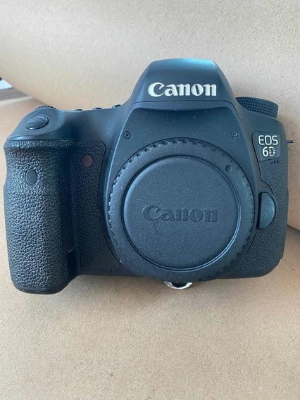 Camera Canon 6d Com 85mil Cliques