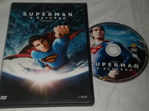Dvd - Superman - O Retorno