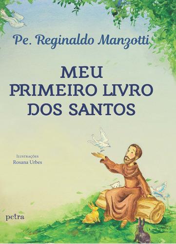 Livro Meu Primeiro Livro Dos Santos